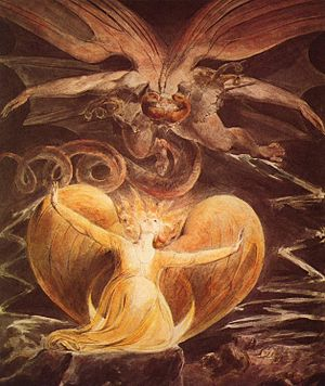 William Blake apocalypse