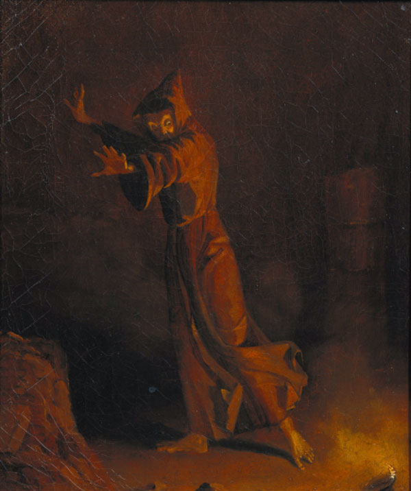 Pater teufels elixiere Schwarze Romantik Von Goya bis Max Ernst