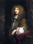 Christiaan Huygens by Caspar Netscher 114x150 Voltaires Micromgas en Christiaan Huygens 