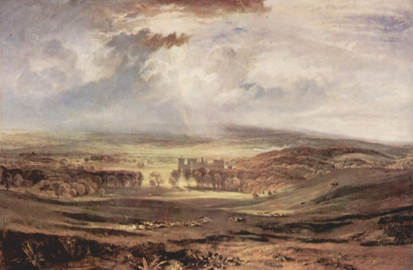 Joseph Mallord William Turner Wolken in der kunst clouds in art  2 580x380 Wolken in de kunst