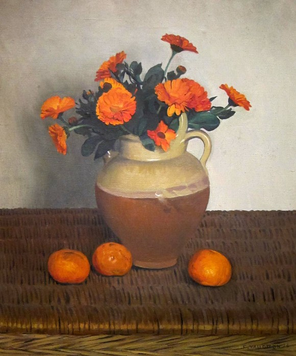 Marigolds_and_Tangerines Valloton orange